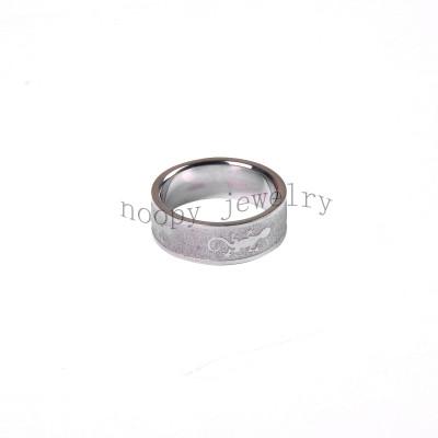 wholesale stainless steel mens  finger ring