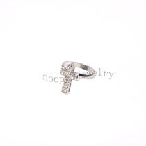 wholesale cross diamond finger ring