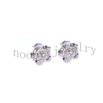 hot sale flower stud earring