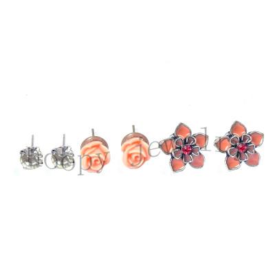 hot sale 3 set earring