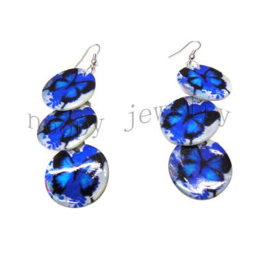 hot sale shell earring NP30828E