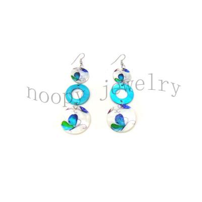 hot sale shell earring NP30829E