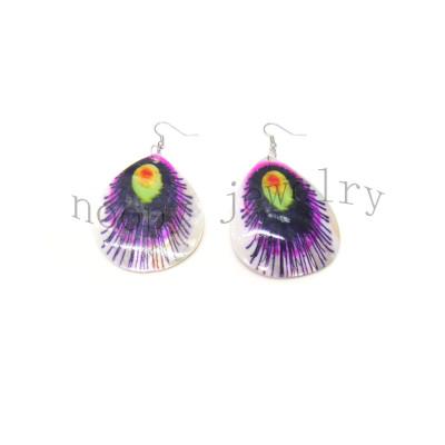 hot sale shell earring NP30833E