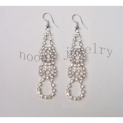 hot sale bridal Chech Stone earring NP30770E