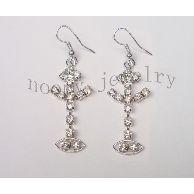hot sale bridal Chech Stone earring NP30774E