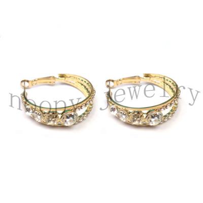 hot sale bridal Chech Stone earring NP30789E