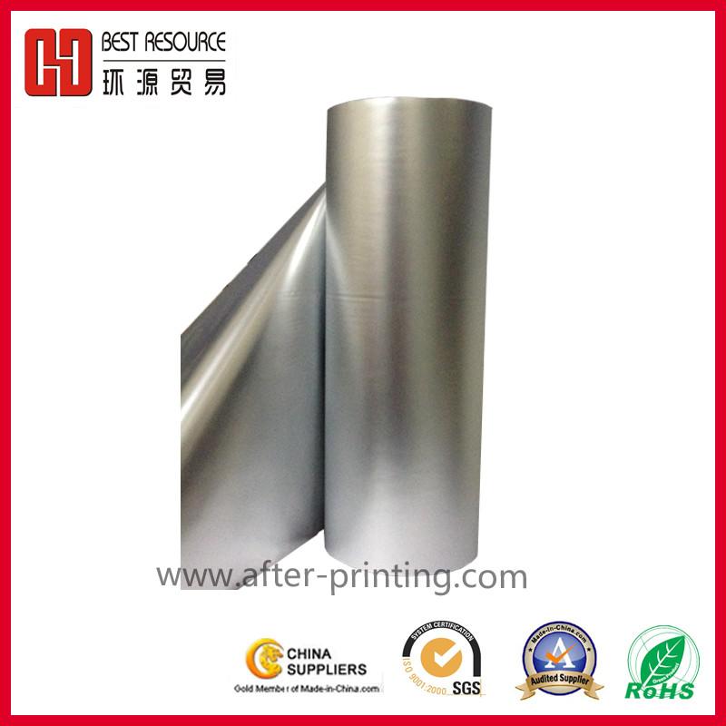 Matte Metalized thermal laminting film