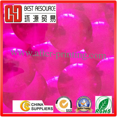 Color or Transparent Thermal 3D Laminating Film for Advertisement