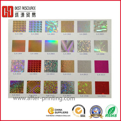 Holographic Hot Stamping Foil for Security