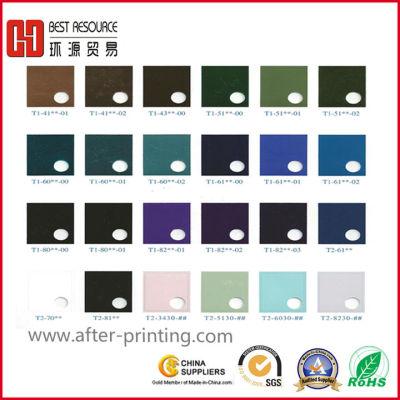 Pearl Hot Stamping Foil for PP, PET, PVC