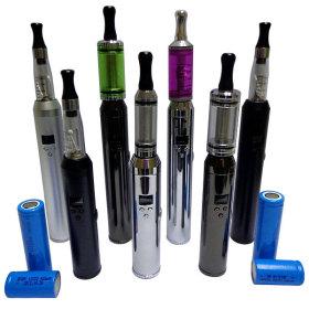 Best Electronic cigarette variable voltage item Lava tube 2200mAh starter kit