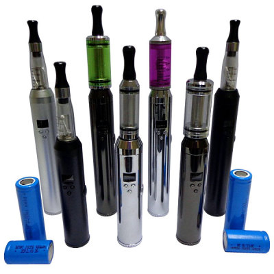 Best Electronic cigarette variable voltage item Lava tube 2200mAh starter kit