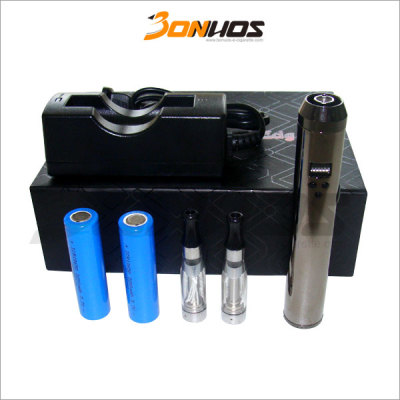 Newest variable voltage lava tube e cig starter kit