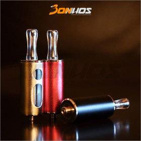 New E Cigarette Pyrex Glass DCT Clearomizer