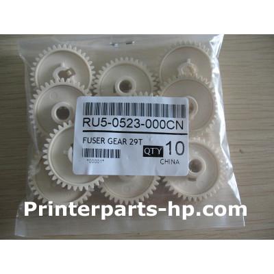 RU5-0523 Pressure Roller Gear 37T For HP 1022 3050