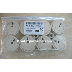 HP RC1-3324-000 Drives Upper Fuser Roller Gear -