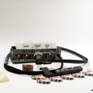 Q1253-60041 HP DesignJet 5000 5500 Ink Tubes Assembly printer parts