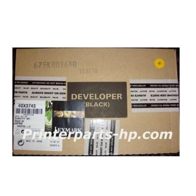 40X3746 Lexmark C935 Cyan Developer Carrier New Original