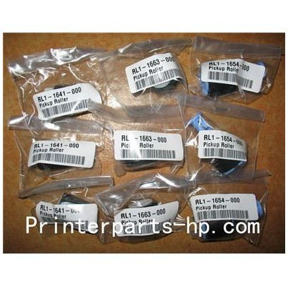 RL1-1654 HP4015 4515 Multi-PurPose tray 1 Separation Roller 1 FEED ROLLER