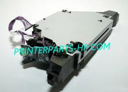 RM1-1591 HP color Laserjet 4700 cp4005/ 4730mfp Laser Scanner Assembly