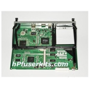 Q5982-67907 HP Color Laserjet 3800n Printer Formatter board
