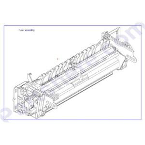 RM1-6738-000CN HP CP2025 CM2320 Fuser Assembly