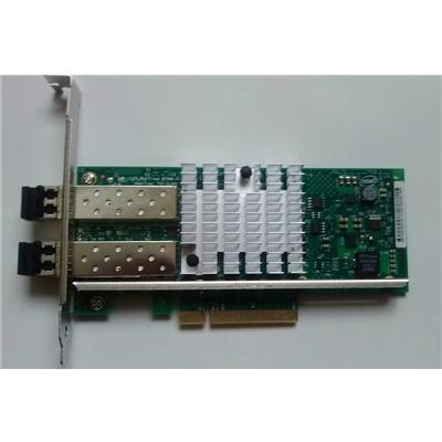 Intel E10G42BTDA 82599ES PCI-E SFP+ X520-DA2 Dual-port Gigabit fiber network card