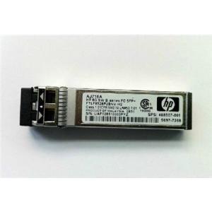 HP AJ716A 468507-001 Fiber Module