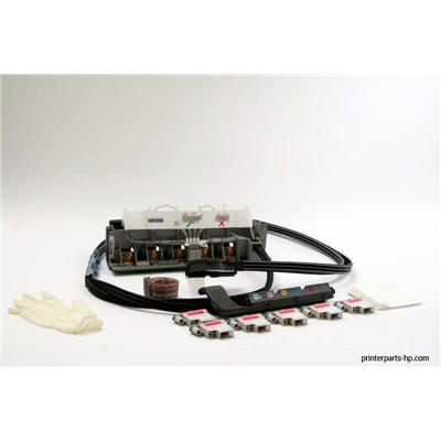 Q1253-60041 HP DesignJet 5000  5500 Ink Tubes Assembly printer partsServer