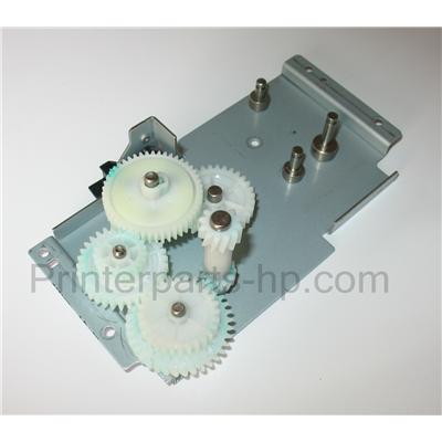 RM1-1500 HP LaserJet 2410 2420 2430 Fuser Drive Side Plate Assembly