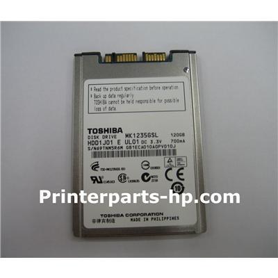 606234-001 HP 2730P 120GB 1.8 SATA HARD DRIVE