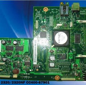 HP CM2320NFXI Formatter Board CC400-67901