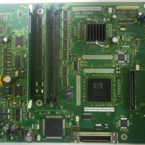 C6074-60361 HP DJ1050C Formatter Board