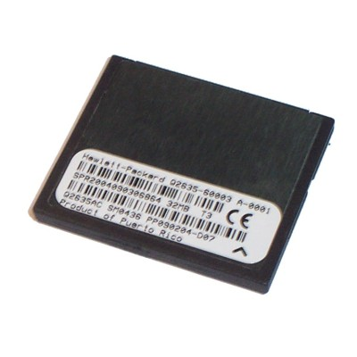 Q2635-60003 HP LaserJet 5550 4650 Compact Flash Memory Card