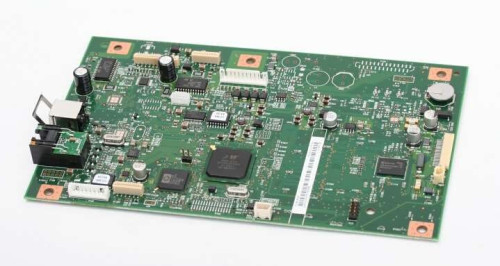 CC368-80001  Formatter board for HP Laserjet M1522nf Printer Logic Board
