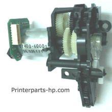Componentes de alimentação HP CM1415 M1536dnf ADF do motor engrenagem Assy