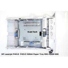 Bandeja para 500 folhas LaserJet P4014 RM1-4559 HP P4015 P4515 M601 M602 M603 Impressora