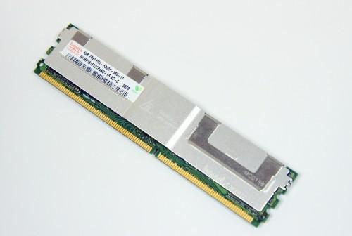 PC2-5300F 4G Server Memory XW8600 XW6400 XW8400 ML150G3 XW6600
