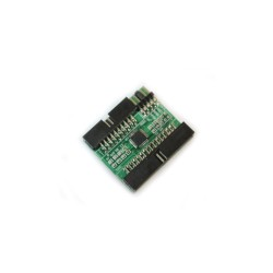 Chip Decoder for HP DesignJet 1050C 1055CM 5000 5500 Ink permanent chip