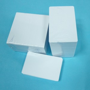 100*Glossy inkjet blank PVC card for EPS T50 P50 A50 L800 R290 R230 R260 R390