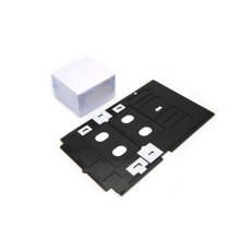 230PCS Inkjet PVC Card ID Card +1PCS Tray for EPSON R200 R210 R220 R230 R300 R310 R320 R350
