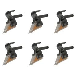 FB5-3625-000 For Canon 6055 6065 6075 6255 6265 6275 8105 8095 8085 8205 8095 8085 Upper Fuser Picker Finger