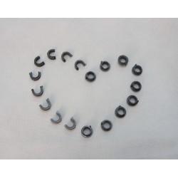New Original RC1-3610 RC1-3609 for HP P3005 M3027 M3035 Bushing Pressure Roller
