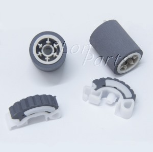 FB4-9817-030(2pcs) FF6-1621-000(2pcs) for Canon IR1600 2016 2018 2318 2320 Paper Pickup Roller Kit