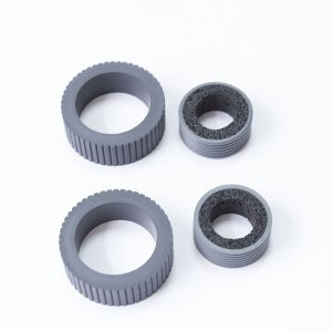 PA03540-0001 PA03540-0002 Scanner Brake and Pick Roller Tire Set For Fujistu 6130 FI-6140 FI-6240 FI-6130 FI-6230 FI-6130Z IX500