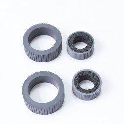 PA03540-0001 PA03540-0002 Scanner Brake and Pick Roller Tire Set For Fujistu 6130 FI-6140 FI-6240 FI-6130 FI-6230 FI-6130Z IX500
