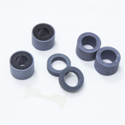 6 PCS Pick Roller Tire And Separation Pad Set PA03450-K011 PA03450-K012 PA03450-K013 PA03450-K014 for Fujitsu Fi-5900C