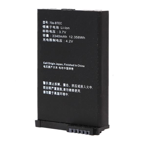 NEW Original Honeywell BAT-EXTENDED-01 Lithium-Ion Li-Ion 70e-BTEC 3340mAh 3.7V Rechargeable Battery