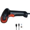 Yanzeo L1010 Wireless 2.4G Handheld USB Code 39 93 PDF417 1D Laser Barcode Scanner