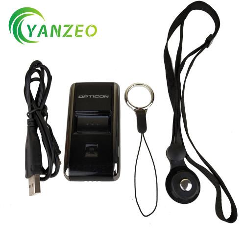 OPN-2002N 2001 2006 For Opticon Mini Portable Pocket Memory Laser Scanner Bluetooth Wireless Handheld 1D Laser Barcode Scanner